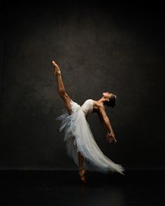 Misty Copeland, we celebrate you as the first Black principal dancer in the 75 year history of the American Ballet Theatre!