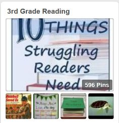 """Thank you to """"This Reading Mama' for her generous sharing of resources for reading tutors! Struggling Readers Series: 10 Things Struggling Readers Need - This Reading Mama Reading Help, Reading Lessons, Kids Reading, Reading Skills, Teaching Reading, Guided Reading, Reading Tutoring, Reading Resources, Learning"""