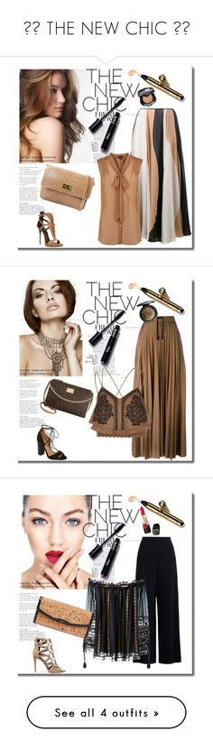 """►◆ THE NEW CHIC ◆◄"" by uranya78 ❤ liked on Polyvore"