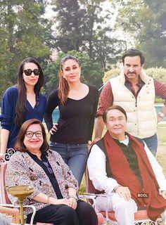 It Was Randhir Kapoor's Birthday & Taimur Had A Suprise For Nanu! Bollywood Gossip, Bollywood Girls, Bollywood Stars, Top Celebrities, Bollywood Celebrities, Celebs, Kareena Kapoor Photos, Kareena Kapoor Khan, Indian Actresses
