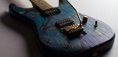 Luxxtone Guitars - El Machete