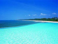 Saman Villas, Colombo, Sri Lanka- The pristine beaches beautiful asia travel Sri Lanka, Places To Travel, Places To See, Travel Destinations, Maldives, Tahiti, Santorini, Lombok, Asia Travel