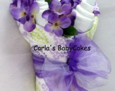 Hey i found this really awesome etsy listing at httpsetsy baby floral bouquet baby shower bouquet new mom gift baby shower decoration unique baby gift baby diaper gift new baby gift negle Choice Image