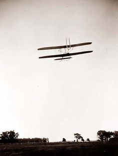 Wright Brothers Flying Machine