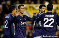 Real Madrid shooting to qualify for the Copa del Rey semi-finals. Have a good feeling about this.  Hala Madrid !