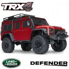 TRAXXAS - TRX-4 SCALE & TRAIL CRAWLER RTR 82056-4