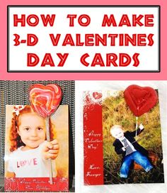 Valentine Crafts for Kids - Easy Homemade Valentine's Day Cards! These are so simple to make, and will be the CUTEST cards you'll ever give! Go check out the step-by-step instructions to make yours. Homemade Valentines Day Cards, Valentine Crafts For Kids, Valentine Day Cards, Kids Crafts, Holiday Crafts, Easy Crafts, Best Teacher Gifts, Teacher Favorite Things, Valentine's Cards For Kids