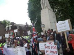 Oromo London Rally 6th June 2014 002 We are Oromo. UK People we need your moral support. No Human rights, no aid. Oromians rally in London (@UK Parliament) in solidarity with Oromo students in Oromia. #OromoProtests. Human Rights