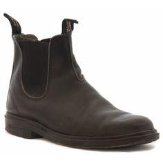 Australian Boot Company | Blundstone 068 - The Chisel Toe in Black