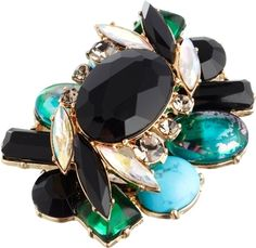 ASOS Jewel Cocktail Ring #NowTrending #CocktailHour