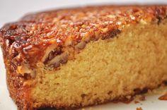 Gâteau aux noix de pécan et au sirop d'érable pour les 4 ans de mon blog ! - La popotte de Manue