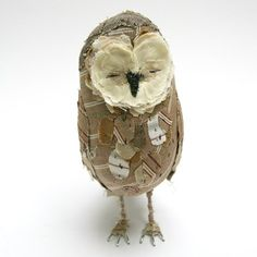 From Etsy Shop Abigall Brown.  Her stuff is awesome! #Owl #Handmade #Etsy