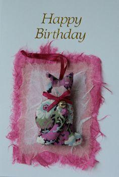Card-Happy Birthday Cat