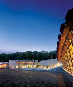 Bentonville, Arkansas and the Crystal Bridges Museum of American Art