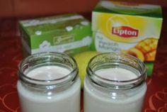 Iogurte de Chá e Limão - SE7E PECADOS