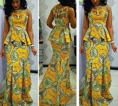 PRODUCT DESCRIPTION  The Gbemisola African print dress is made from choice african print fabric (100% cotton). For custom orders, please send us