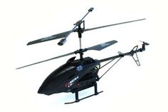 New with Video Camera! UDI U13A 3 Channel 2.4GHz Metal RC Helicopter w/ Video Camera at http://suliaszone.com/new-with-video-camera-udi-u13a-3-channel-2-4ghz-metal-rc-helicopter-w-video-camera/