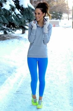 Wish I looked this good when I worked out!