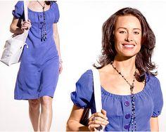 EL BAÚL DE LAS COSTURERAS: Patrones descargables para vestidos