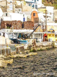 Ammoudi bay, Oia Santorini
