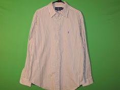 #ButtonFront #LongSleeve #Mens #Striped