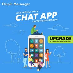 Get User-friendly instant messenger for team communication with contemporary features addressing your business needs and necessities. Pick the best for your business and experience the difference from Output Messenger Time Management Tools, Local Area Network, Enterprise Business, Instant Messenger, Browser Support, Instant Messaging, Make Business, Grow Together, Chat App