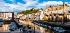 Ondarroa  - Puertos de pesca del cantabrico - España Fascinante