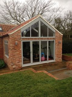 Photos of our work. Contact us for a free, no obligation quote, sales – Garden Room Bungalow Extensions, Garden Room Extensions, House Extensions, House Extension Design, Extension Designs, House Design, Extension Ideas, Warm Roof, Orangery Extension