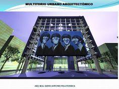 TALLER DE ARQUITECTURA - URBANISMO - OBJETO -TERRITORIO MEDIO AMBIENTE: MULTITORIO URBANO ARQUITECTÓNICO (Recuperación del...
