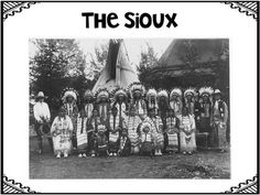I have created a PPT that I use in my classroom to teach my students about The Sioux. As we go through each slide, we have discussions, ask questions, and students take notes using the provided graphic organizer. In addition to the PPT, there is a short quiz and two comprehension questions. (Writing About Reading, also a slide on the PPT)See other tribes here:The Cherokee Powerpoint here!The Navajo Powerpoint here!Please leave a rating and review for this product to earn yourself TPT…