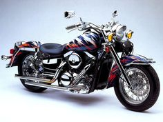 Tiger Shape Kawasaki Vulcan Body Photo, http://wallpapers.ae/tiger-shape-kawasaki-vulcan-body-photo.html