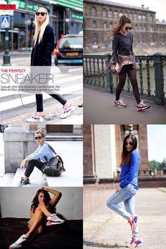 Yay here are some great ideas for what to wear with my new nike air Max's