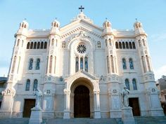 La Cattedrale, intitolata a Maria SS. Assunta in Cielo, sorge nell'area centrale del Comune, precisamente di fronte piazza Duomo