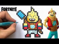 73 Best Fortnight Images In 2020 Pixel Art Hama Beads