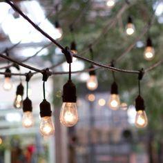 Vintage edison bulb outdoor string lights outdoor string lighting best outdoor lighting for partying all night long aloadofball Choice Image
