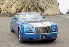 Image: Rolls-Royce Phantom Drophead Coupe Convertible (© KPA/Zuma/Rex Features)