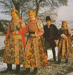 Costumes Around The World, East Of Eden, Vintage Jewelry Crafts, Hungarian Embroidery, Tribal Dress, Folk Dance, Folk Fashion, Folk Costume, My Heritage
