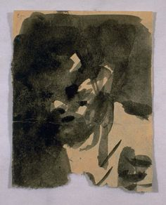 Felix Lembersky – Untitled, , n.d. Brush and ink on paper