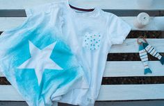 Tunea tus camisetas con fashion spray de la Pajarita   Flickr
