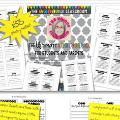 I'M FINALLY FINISHED!!  I'm pretty excited about this product that I just uploaded to my TpT store. {120} pages of teacher organization all in one set and just in time for @teacherspayteachers #BTS15 Sale