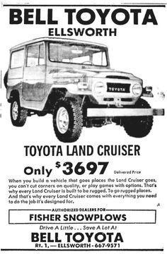 All Land Cruisers Manuals, Factory Lit, etc. - Page 11
