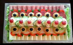 qWD My Recipes, Cooking Recipes, Favorite Recipes, Catering Buffet, Garnishing, Party Trays, Antipasto, Buffets, Food Design