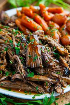 Slow Cooker Balsamic Glazed Roast Beef We are getting into roast season and you really can't get any easier than this super tasty slow cooker balsamic glazed roast beef dinner! The slow cooker is a… Slow Cooking, Cooking Fish, Balsamic Pot Roast, Balsamic Glaze, Easy Pot Roast, Roast Beef Recipes, Crock Pot Roast Beef, Beef Sirloin Tip Roast, Beef Tenderloin