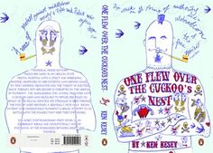 One Flew Over the Cuckoo's Nest joint 2nd place 2012. Cover design by Alison King