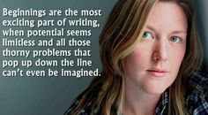 Write Start: Maggie Shipstead on Writers' Little Moments of Unlocking #writing
