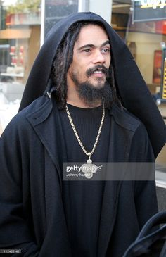 Damian Marley during Nas and Damien Marley 'Road to Zion' Video Shoot - October 26, 2005 at In a correctional facility in Queens in New York City, New York, United States.