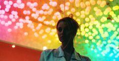 https://flic.kr/p/WBrPST | In Technicolour we Dream | Roll Film Week - Day 1 #1  Model: Charleen Meredith  Shot on Nikone FE with CineStill 800T 35mm film