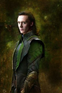 """I don't want to give too much away. But I can guarantee that you won't be disappointed. Alan Taylor's vision of Thor 2 is utterly brilliant. The journey continues in the most epic dimension and proportion imaginable. It's very, very exciting."" Tom Hiddleston on Loki in Thor: The Dark World...so hot"
