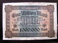 1000.000 Marcos alemanes 1924