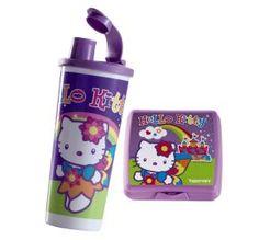 Tupperware | Hello Kitty(r) Rainbow Set. Online exclusive. Get it at my website www.my.tupperware.com/serenanorthern